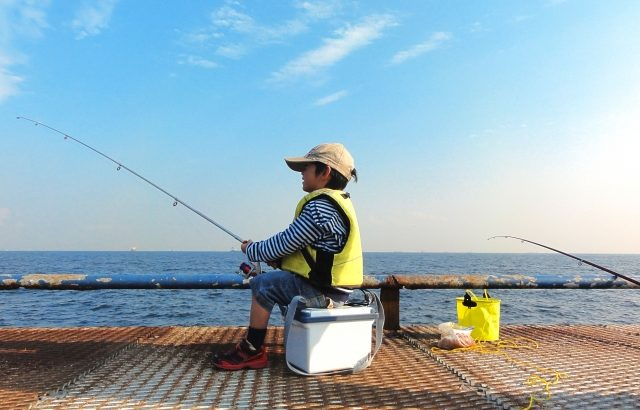 子供用の釣竿(ロッド)とリールの選び方教えます!セット物は危険?おすすめ品をご紹介!