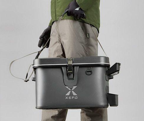 シマノ バッカン最高傑作!?XEFOタックルバッグを購入!超おすすめバッカンだぞコレは!
